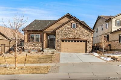 Aurora Single Family Home Active: 7822 South Quantock Way