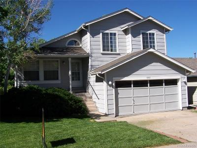 Highlands Ranch Single Family Home Under Contract: 8943 Bermuda Run Circle