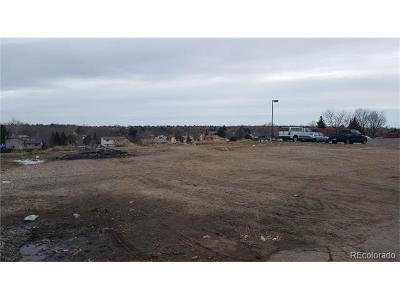Aurora Residential Lots & Land Active: 15533 East Mississippi Avenue