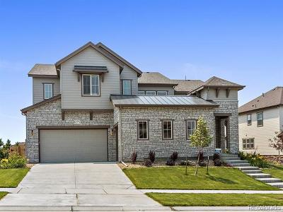 Aurora Single Family Home Active: 8171 South Langdale Way