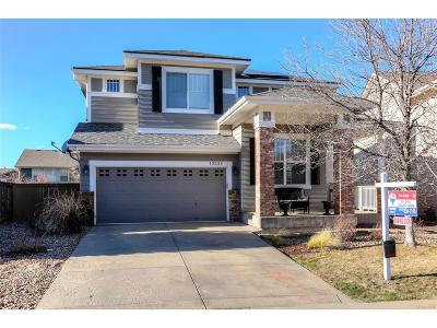 Highlands Ranch Single Family Home Under Contract: 10333 Fairlawn Trail