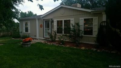 Weld County Single Family Home Active: 418 Zante Way