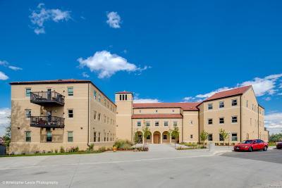 Denver Condo/Townhouse Under Contract: 2835 West Parkside Place #309