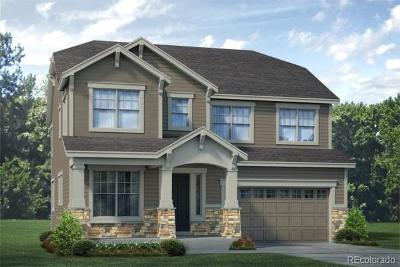 Berthoud Single Family Home Under Contract: 720 Ranchhand Drive
