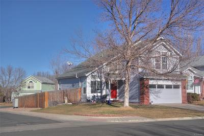 Broomfield Single Family Home Under Contract: 435 Evergreen Street