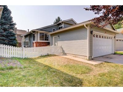 Highlands Ranch, Lone Tree Single Family Home Active: 507 Arden Circle