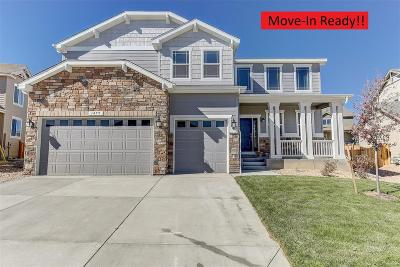 Castle Rock Single Family Home Active: 1459 McMurdo Trail