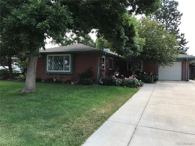 Broomfield Single Family Home Active: 370 Jade Street