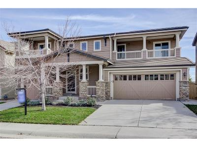 Highlands Ranch Single Family Home Under Contract: 10626 Briarglen Circle