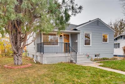 Englewood Single Family Home Active: 4175 South Pennsylvania Street