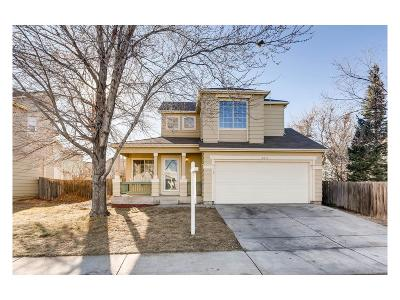 Parker Single Family Home Under Contract: 8811 Clover Meadow Lane