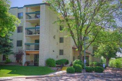 Wheat Ridge Condo/Townhouse Active: 7780 West 38th Avenue #301