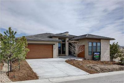 Castle Rock CO Single Family Home Active: $1,049,900