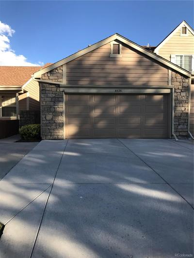 Littleton Condo/Townhouse Under Contract: 6626 South Yukon Way