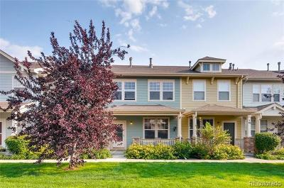 Commerce City Single Family Home Under Contract: 15612 East 96th Way #1C