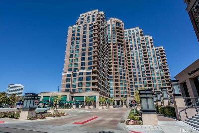 Denver Condo/Townhouse Under Contract: 8100 East Union Avenue #308