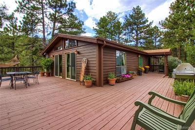 Boulder Single Family Home Active: 38415 Boulder Canyon Drive