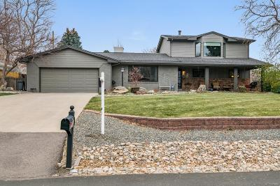 Wheat Ridge Single Family Home Active: 8 Rangeview Drive
