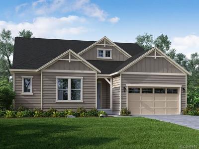 Lafayette Single Family Home Active: 681 Rock Ridge Drive