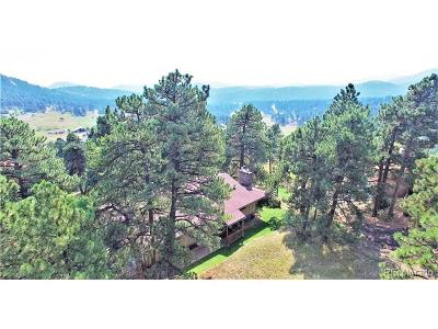 Morrison Single Family Home Under Contract: 6417 High Drive