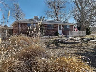 Parker Single Family Home Active: 11872 Barrett Street