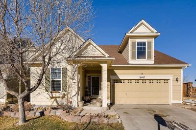 Commerce City Single Family Home Active: 10687 Racine Street