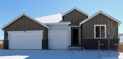 Castle Rock Single Family Home Active: 4042 Spanish Oaks Way