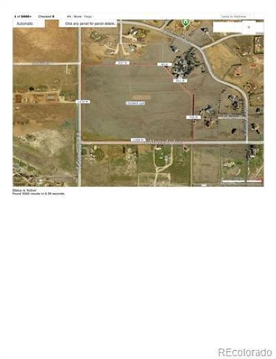 Aurora Residential Lots & Land Active: 222 South Gun Club Road