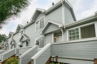 Thornton Condo/Townhouse Active: 4110 East 119th Place #D