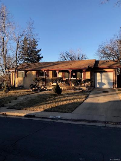 Golden Single Family Home Active: 2290 Alkire Street