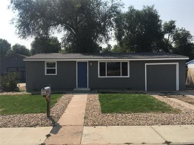 Greeley Single Family Home Under Contract: 403 16th Avenue Court