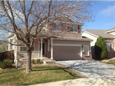 Littleton Single Family Home Under Contract: 10361 Cheetah Tail