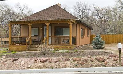 Colorado Springs Single Family Home Active: 602 North 24th Street