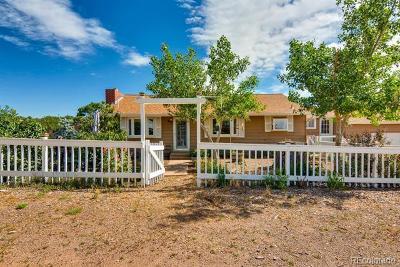 Sedalia Single Family Home Active: 5227 Jackson Creek Road