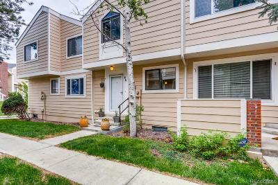 Arvada Condo/Townhouse Under Contract: 6625 West 84th Circle #46