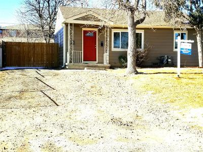 Denver Single Family Home Active: 241 South Grove Street