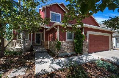 Lafayette Single Family Home Active: 131 High Country Trail