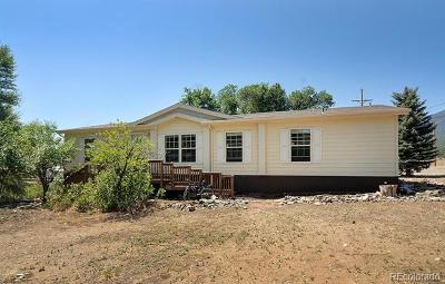 Salida Single Family Home Active: 6894 County Road 105 #3