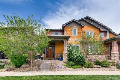 Boulder Condo/Townhouse Active: 3267 Ouray Street