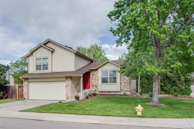 Parker CO Single Family Home Active: $377,800