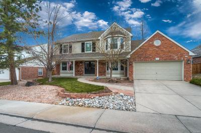 Highlands Ranch Single Family Home Under Contract: 1815 Mountain Laurel Circle