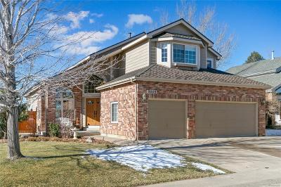 Lone Tree Single Family Home Under Contract: 9205 Sagebrush Trail