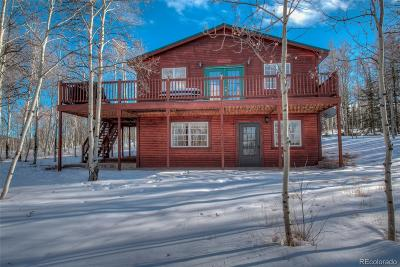 Park County Single Family Home Active: 306 Vulture Lane