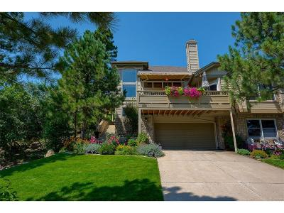 Castle Rock Condo/Townhouse Under Contract: 4215 Morning Star Drive