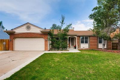 Centennial Single Family Home Active: 5586 South Sedalia Street