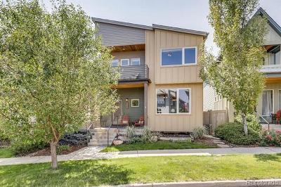 Boulder Single Family Home Under Contract: 350 Laramie Boulevard