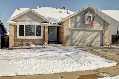 Centennial Single Family Home Active: 7932 South Vine Court