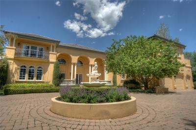 Broadmoor Single Family Home Active: 48 Pourtales Road