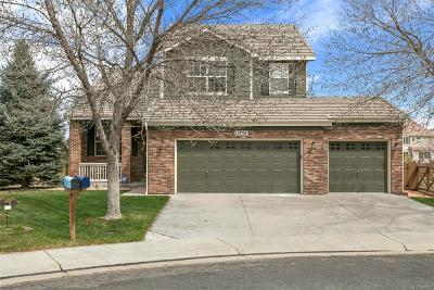 Commerce City Single Family Home Under Contract: 11734 Granby Street