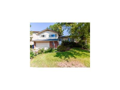 Lakewood Single Family Home Active: 8713 West Center Avenue